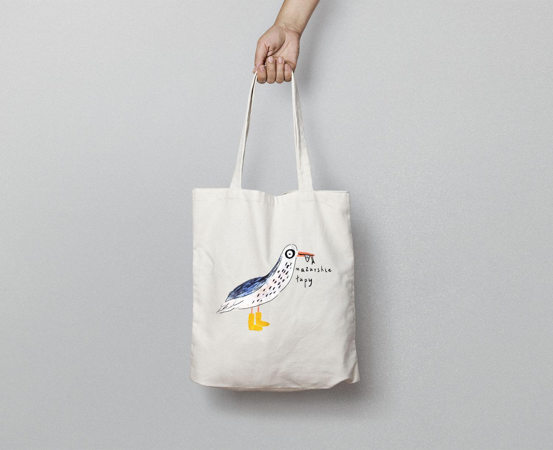 torba lniana